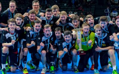 DHB-Jugend: Jugend männlich gewinnt die 14. Mittelmeerspiele